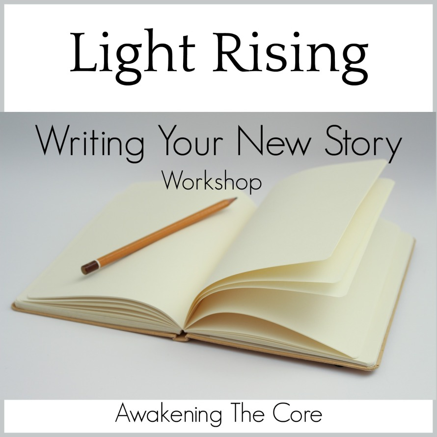 Writing Your New Story