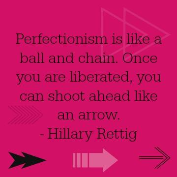 Perfectionism Quote