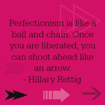Perfectionism Quote