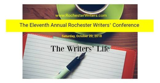 Rochester Writers' Conference - Michigan's Best One Day Conference!